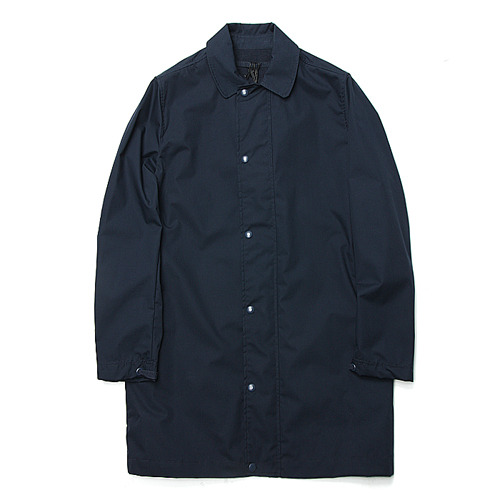 "SEMPACH Lenker Waterproof Half Coat ""Navy"""