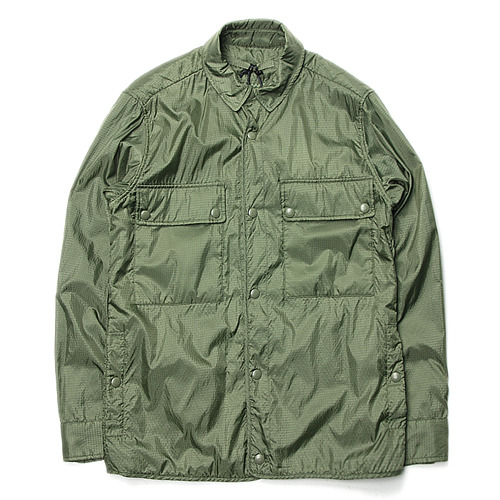 "SEMPACH Maske Waterproof Shirt Jacket ""Khaki"""