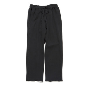 "GAKURO Tibetan Cut-off Sweat Pants ""Black"""