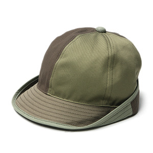 "Infielder Design C-194 Crazy Hunt Cap ""Green"""