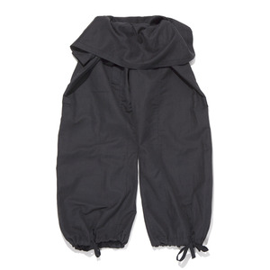 "GAKURO Oriental Wrap Pants ""Black"""