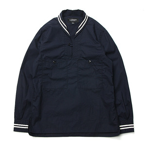 "East Logue Sailor Shirts ""Navy"""