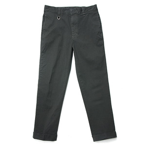 "ID DAILYWEAR Over Dye Slim Chino ""Sumi"""