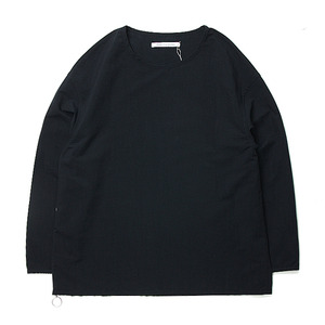 "CHILDREN OF THE DISCORDANCE Nylon Dyed Poplin Pullover ""Navy"""