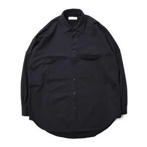 "RDV O GLOBE James Shirts ""Black"""