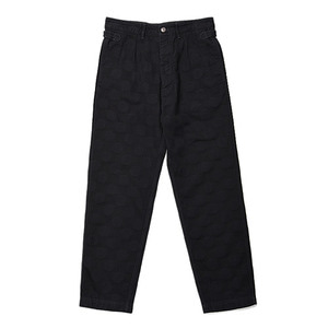 "EASTLOGUE Officer Pants ""Black Hidden Dot"""