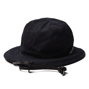 "EASTLOGUE Traveler Hat ""D.Navy Denim"""