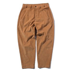 "STAND OUT STORE Corduroy Pants ""Camel"""