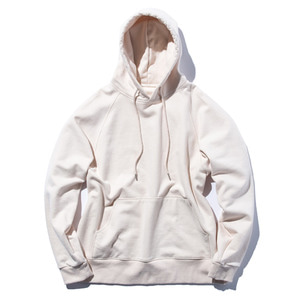 "STAND OUT STORE Sweat Hoodie ""Cream"""