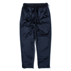 "STAND OUT STORE Velvet Jersey Pants ""Dark Navy"""