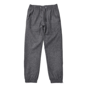 "SOE Wool Flannel Trouser ""Gray"""