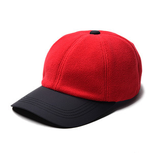 "SOE Sport Fleece Cap ""Red"""