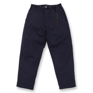 "[RE STOCK] Gramicci Wool Loose Tapered Pants ""Double Navy"""
