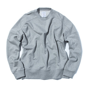 "STAND OUT STORE Sweat Shirt ""Melange Gray"""