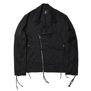 "BUKHT Motorcycle Jacket ""Black"""