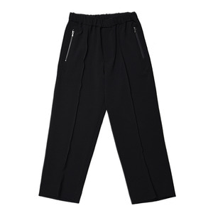"KIIT Easy Wide Trouser ""Black"""
