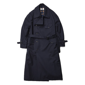 "UNITUS Motorcycle Coat ""Navy"""