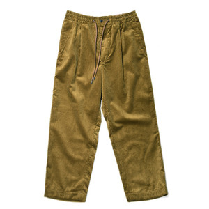 "UNITUS Wide Easy Pants ""Camel"""