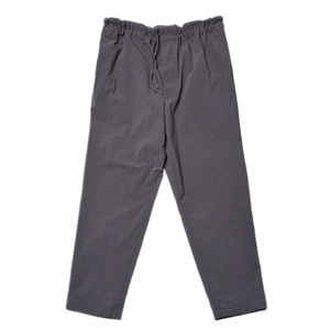 "UNITUS Taipered Easy Pants ""Grey"""