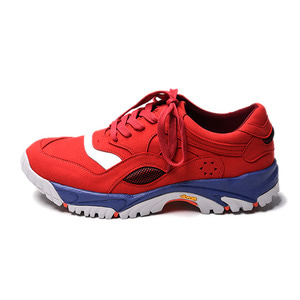 "Tomo&Co. x NAME French Trainer ""Red"""