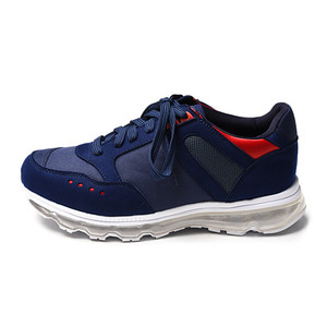"Tomo&Co. French Trainer ""Navy&Red"""