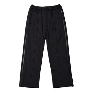 "KIIT N/C Pile Side Zip Track Pants ""Black"""