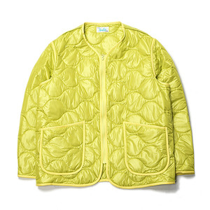 "Hombre Niño Quilted Jacket ""S.Green"""