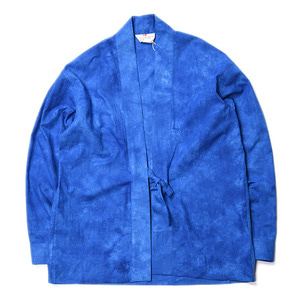 "VOTE Japonication Dyed Shirts ""Blue"""