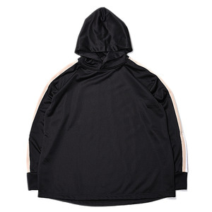 "VOTE Hooded Jersey Pullover ""Black"""