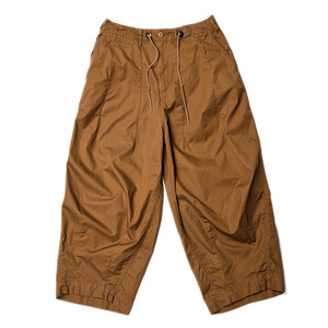 "NEEDLES H.D. Military Pants ""Brown"""