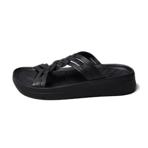 "Malibu Sandals (Women's / Men's) RIVIERA ""Black"""