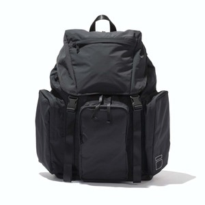 "BLANKOF Double Clasp Pack 28L ""Black"""