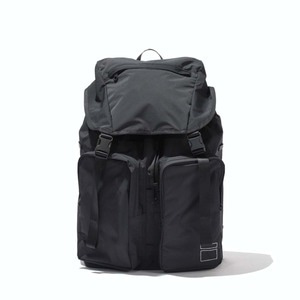 "BLANKOF Double Clasp Pack 25L ""Black"""
