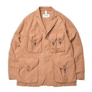 "East Logue Trekking Jacket ""Ocher"""