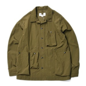 "East Logue Holiday Jacket ""Light Olive"""