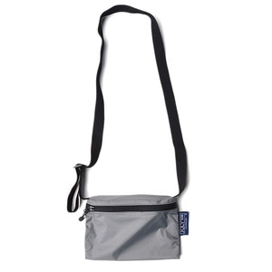 "July Nine Burnside Bag 9"" ""Grey"""