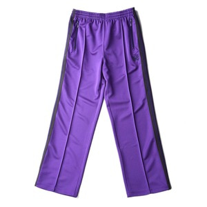 "NEEDLES Track Pant Poly Smooth ""Purple"""