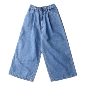 "KIIT 12oz Easy Wide Denim ""Indigo Bio Fade"""