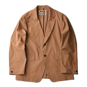 "KIIT 2B Tailored Jacket ""Brown"""
