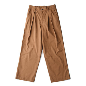 "KIIT Wide Easy Trousers ""Brown"""