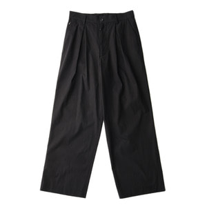 "KIIT Wide Easy Trousers ""Black"""
