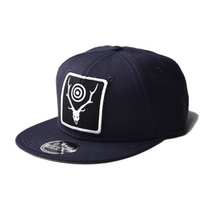 "SOUTH2 WEST8 Baseball Cap Emblem ""Black"""