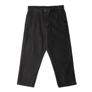 "BROWNYARDWased Denim ""Wased Black"""