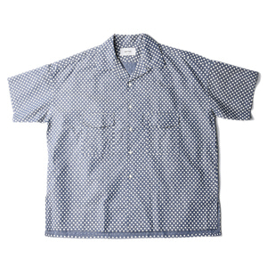 "UNITUS Big Aloha Shirts ""Dot"""