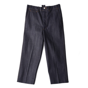 "UNITUS Center Darts Denim Pants ""Indigo"""