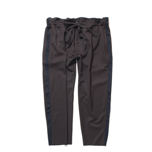 "(RESTOCK) GAKURO Tapered Wrap Pants ""Brown"""