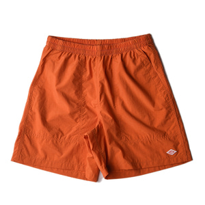 "DANTON #JD-9041 Nylon Taffeta Shorts ""Orange"""