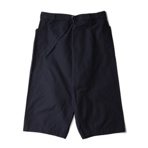 "KAPTAIN SUNSHINE Naval Wrap Trousers ""Navy"""