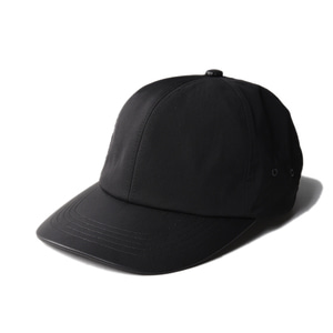 "KIIT x MSACA Hat Collabolation Cap Eco Leather Nylon ""Black"""
