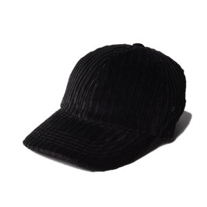 "KIIT x MSACA Hat Collabolation Cap Corduroy ""Black"""